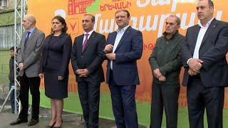 Հանուն Երևանի ու ծառայելով երևանցուն. Տարոն Մարգարյան