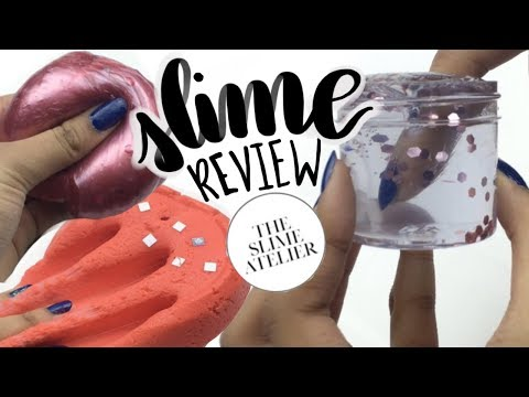 SLIME REVIEW I the slime atelier on ig