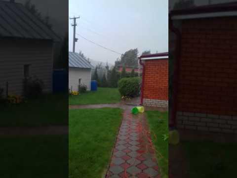 Погода в московской области.в сентябре