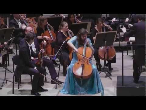 Dvořák Cello Concerto op. 104, Michaela Fukačová & Odense Symphony Orchestra