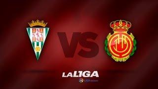 Resumen de Córdoba CF (0-0) RCD Mallorca - HD