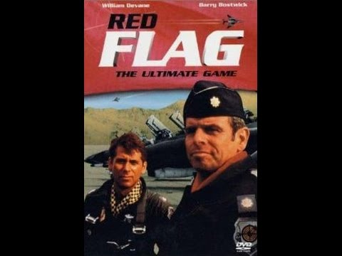 RED FLAG  the Ultimate Game  Barry Bostwick  William Devane  Joan Van Ark