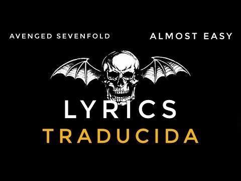 Avenged Sevenfold - Almost Easy (Lyrics | Letra)