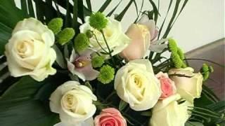 Оформление свадьбы цветами.Киев.mpg