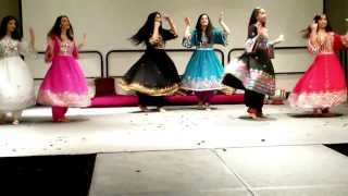 Afghan Student Dance VCU