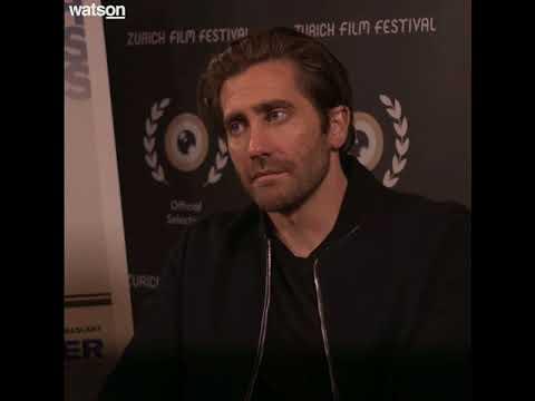 Jake Gyllenhaal interview at Zurich Film Festival for Stronger