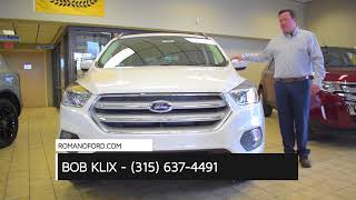 2018 Ford Escape Syracuse NY   Ford Escape Dealer Fayetteville NY