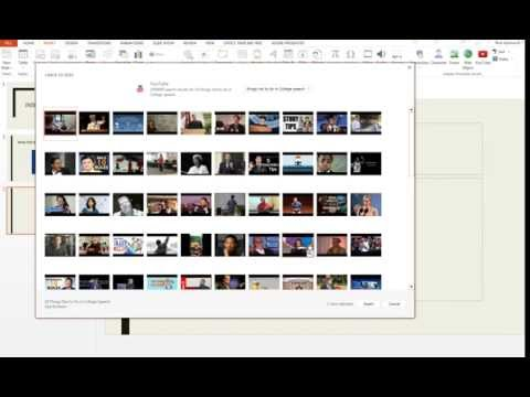 3 Methods for Inserting Video into Powerpoint