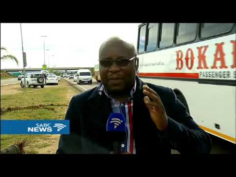 Lutendo Bobodi updates on traffic from Limpopo