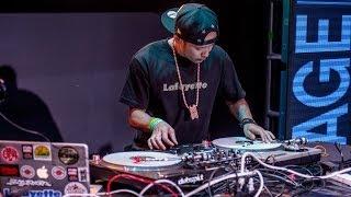 DJ Izoh || 2013 DMC U.S. Finals || Showcase
