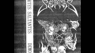 Mortes Saltantes - Dawn of the Dark (1995) (Underground Black Metal Japan)