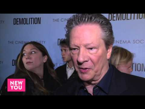 "Chris Cooper Interview at ""Demolition"" New York Special Screening"