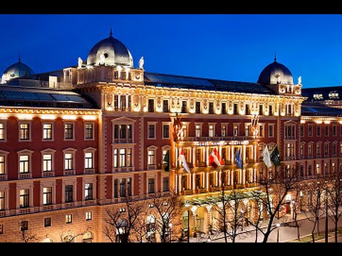 Palais Hansen Kempinski Vienna, Austria - Best Travel Destination