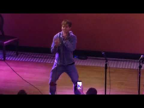 "Benjamin Ingrosso ""Dance You Off"" live at the Wiwi Jam 2018"