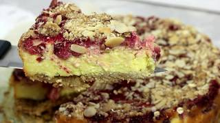 Пирог с Клубникой/Strawberry pie