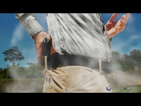 Essential EDC - Try A Good Gun Belt From CrossBreed Holsters: Guns & Gear| S9 E7