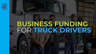 Truck Drivers - Business funding thumbnail