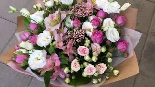 видео Цветы для самой нежной невесты