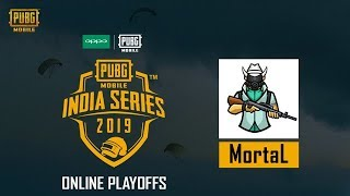 Oppo × PUBG Mobile India Series Online Playoffs- Day3