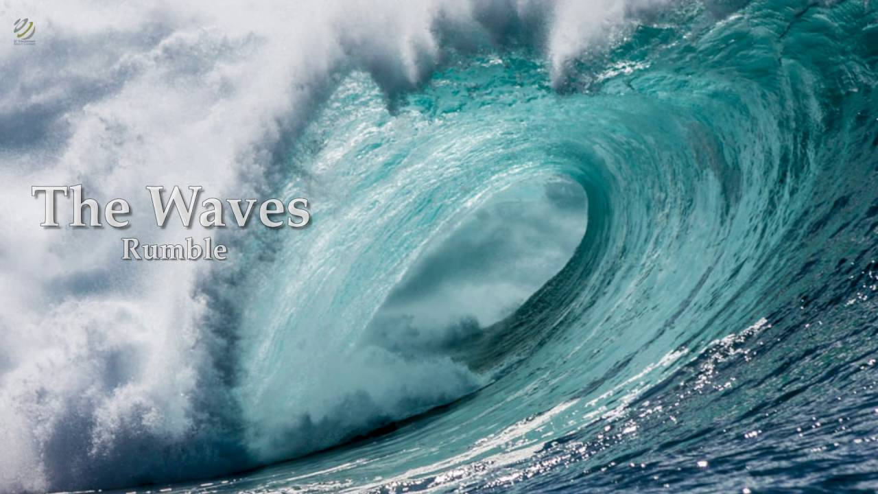 Rumble - The Waves [HQ] - YouT...