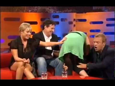 The Graham Norton Show 2007 S2x02 Gabriel Byrne, Leticia Dean. Part 1 YouTube