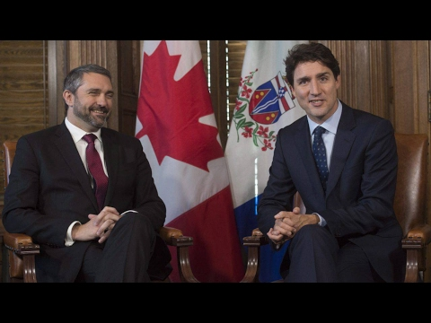 Reconciliation on agenda at Trudeau meeting with Yukon premier