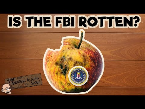 The Trouble at the FBI is the Media's Fault | The Andrew Klavan Show Ep. 453