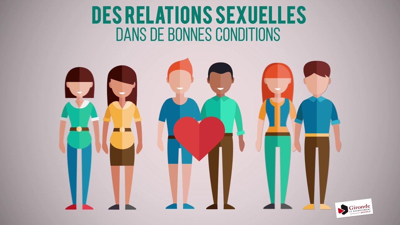 La Prevention Sante Sexuelle En Gironde 2mn Pour Comprendre Tv7 Youtube