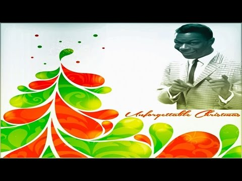 Nat King Cole - Unforgettable Christmas Songs (Full Album)
