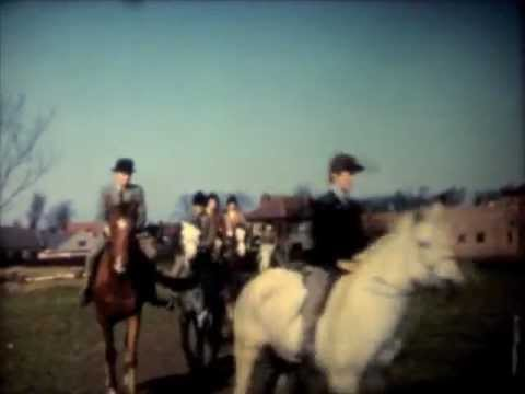 The Pony Club at Harry Monks 1956