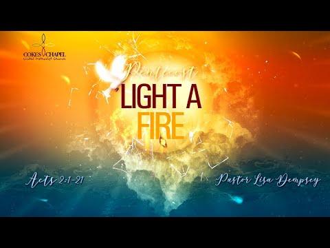 May 23, 2021 Pentecost Sunday Worship