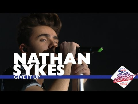 Nathan Sykes - 'Give It Up' (Live At Capital's Jingle Bell Ball 2016)