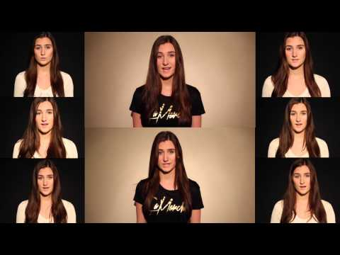 Pitch Perfect - Just The Way You Are/Just a Dream (Cover by Victoria K)