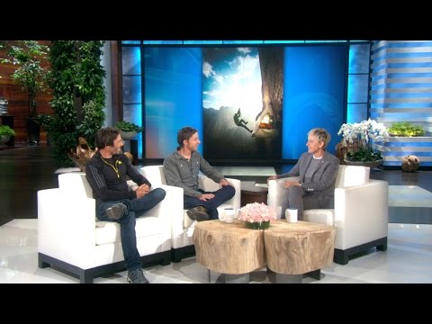 Ellen Meets the El Capitan Climbers