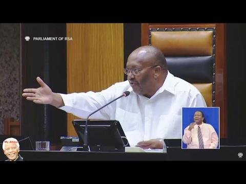 VERY FUNNY. DA vs Zuma And ANC   SONA 2017 Debate