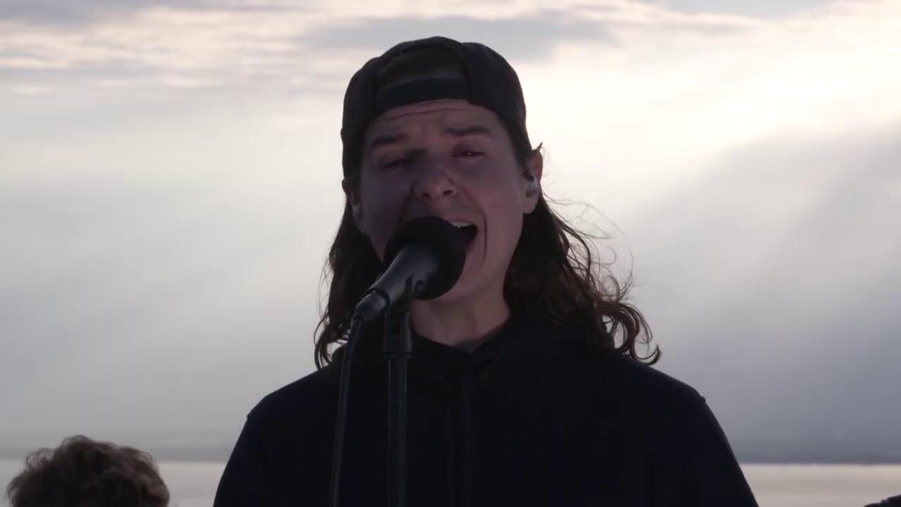 Download Lukas Graham - Love Someone [Live at Øresund Bridge]