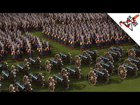 Cossacks 3 - 1v1v1 UNDER UKRAINIAN SIEGE | Multiplayer Gameplay