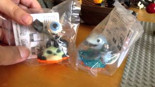 Our First Skylander Giant Side Kicks Arrived