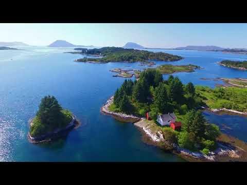 Du Lịch Na Uy - Đất Nước Có Cảnh Đẹp Thiên Nhiên Bậc Nhất Thế Giới - Flycam 4k