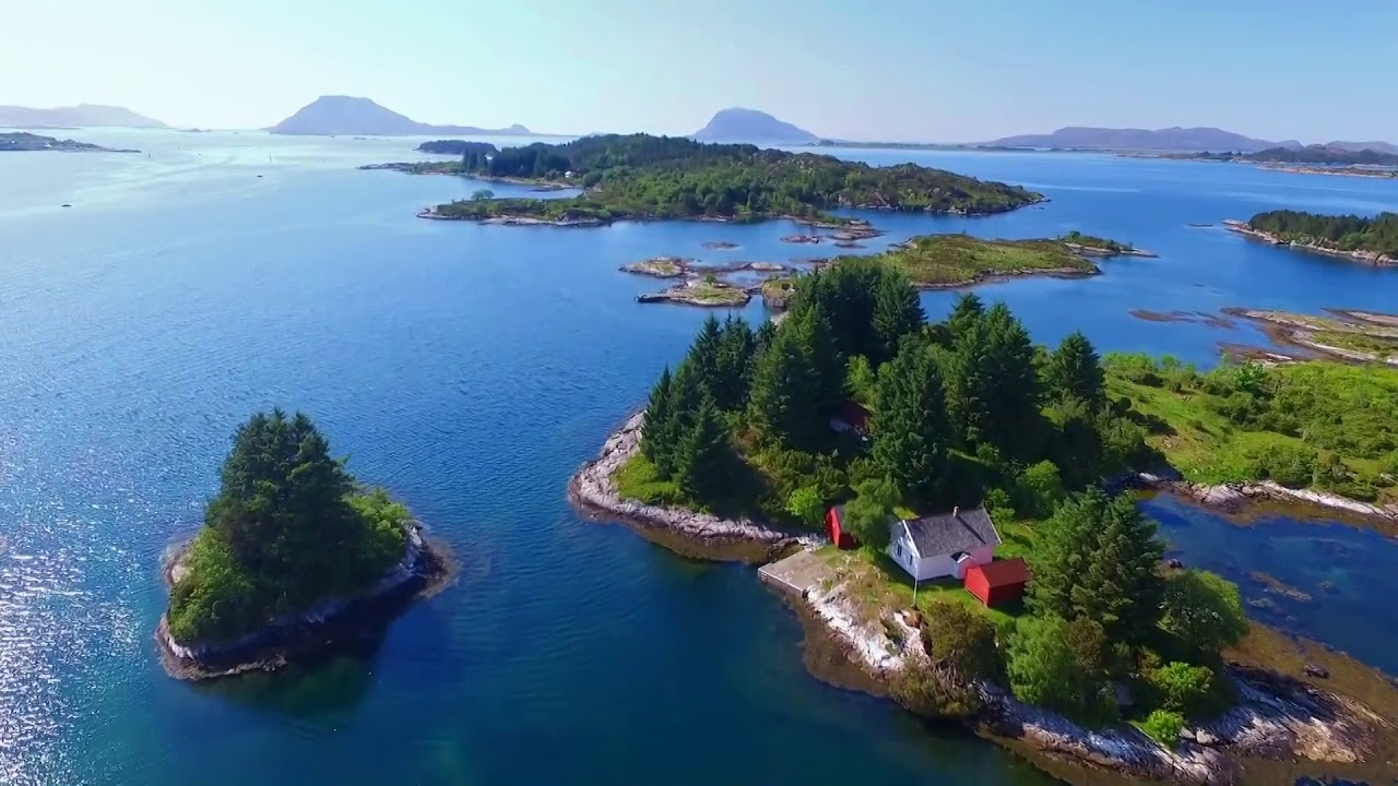 Du Lịch Na Uy – Đất Nước Có Cảnh Đẹp Thiên Nhiên Bậc Nhất Thế Giới – Flycam 4k