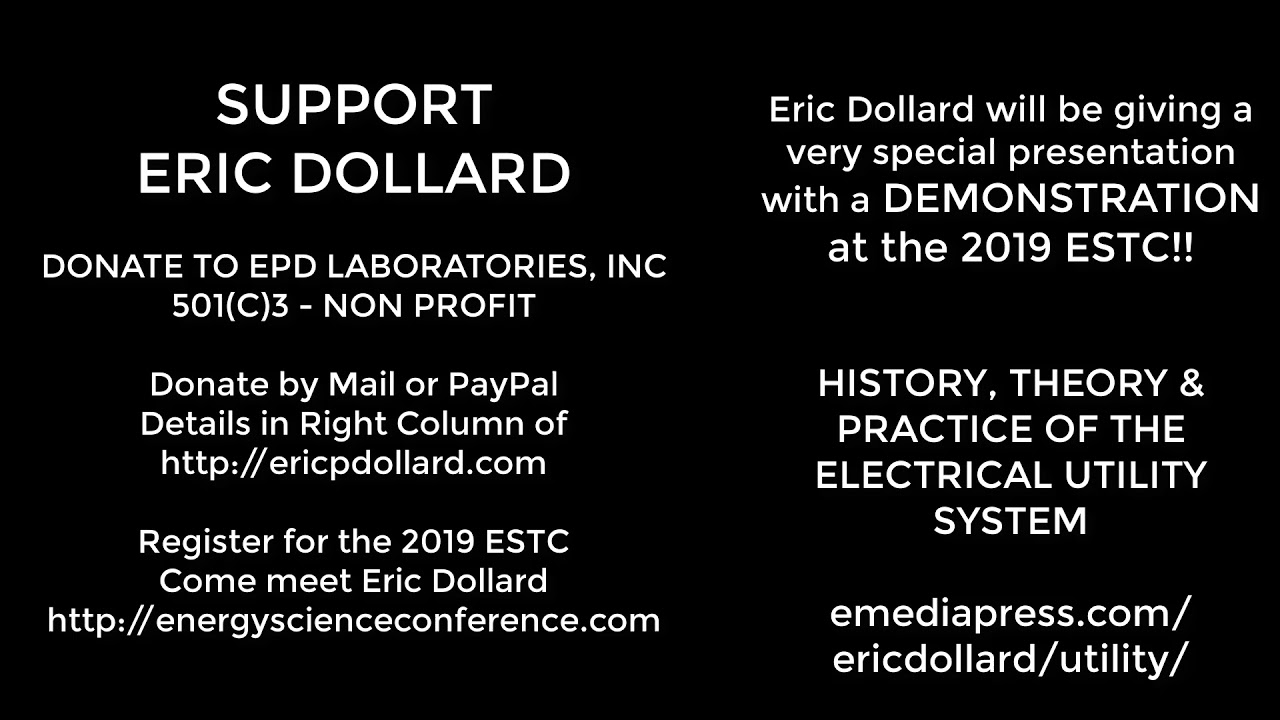 Crystal Radio Initiative Archives - Eric P  Dollard - Official Homepage