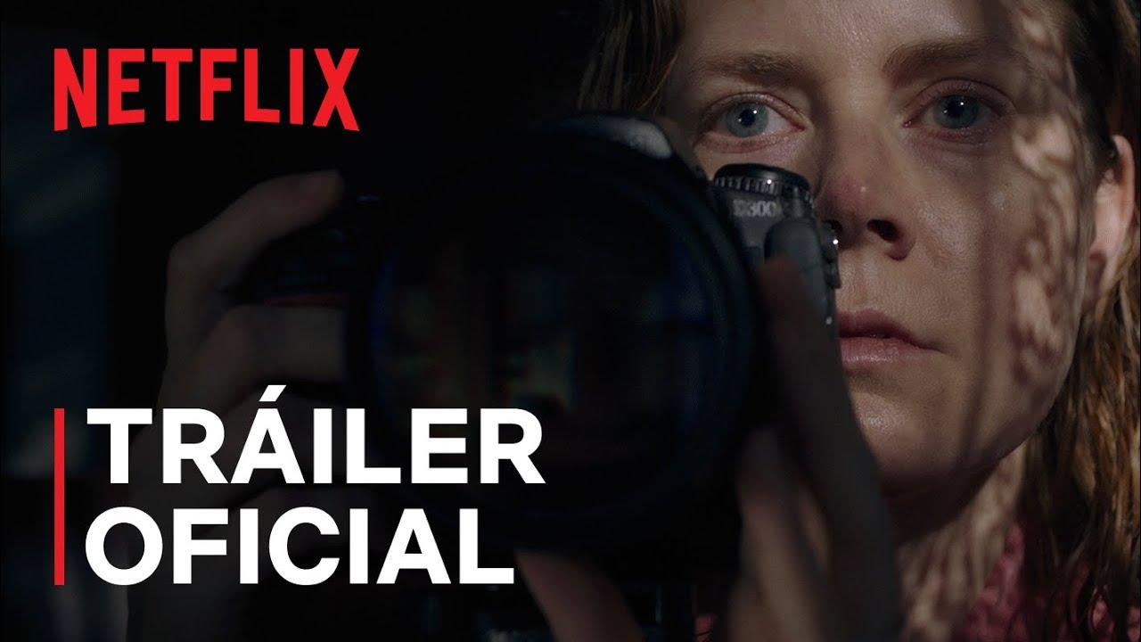 La mujer en la ventana – Tráiler oficial | Netflix