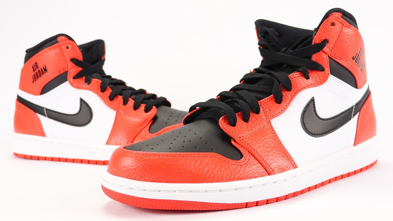 check out d4933 ee316 Air Jordan 1 Rare Air Max Orange Review + On Feet