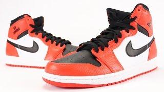Air Jordan 1 Rare Air Max Orange Review + On Feet