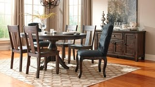 Trudell Dining Collection (D658) by Ashley