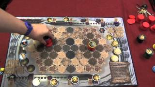 Hoplomachus: the Lost Cities Review - with Tom Vasel