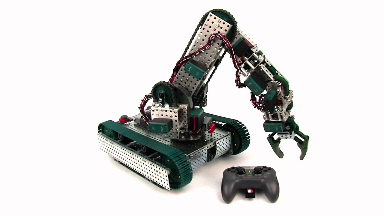 Vex Robotics Arm Bot Youtube