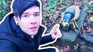 An Abandoned Play Park?!