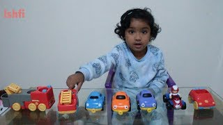 Toddler Indoor Playhouse with Toys Cars Ishfi's Family Fun