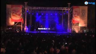 Actuación David Parejo (Concierto Radio Occidente 2014 - Las Colombinas)